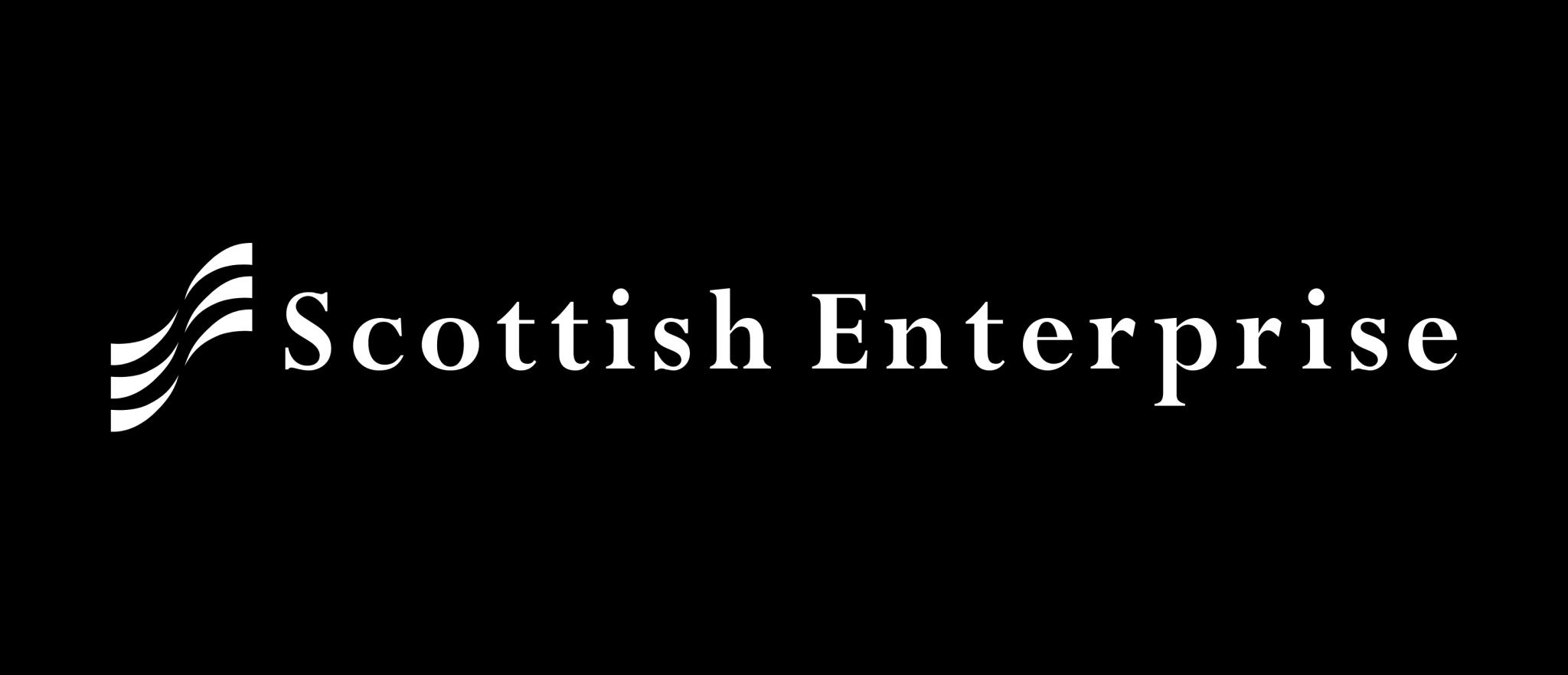 Scottish Enterprise Logo - Black@2x